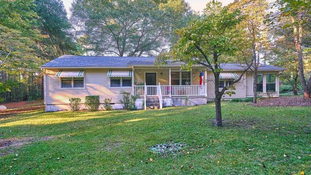 203 Collins Road, Carthage, NC 28327 (MLS #208558) :: Pinnock Real Estate & Relocation Services, Inc.
