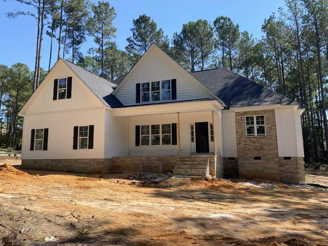 88 Sandpiper Dr. Drive, Whispering Pines, NC 28327 (MLS #208569) :: Pines Sotheby's International Realty