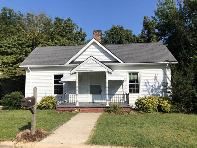 203 N Mcneill Street, Carthage, NC 28327 (MLS #208574) :: Pines Sotheby's International Realty