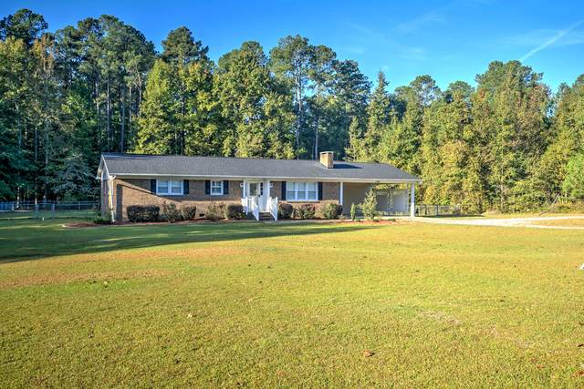 101 Dixie Trail, Hamlet, NC 28345 (MLS #208576) :: Pines Sotheby's International Realty