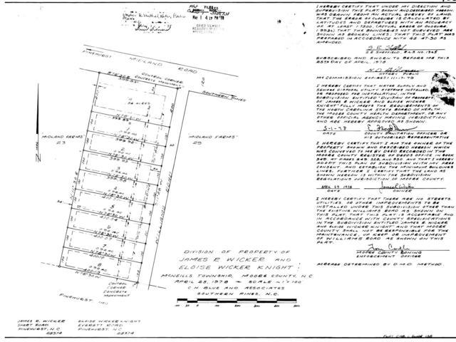 160 Williams, Pinehurst, NC 28374 (MLS #173814) :: Weichert, Realtors - Town & Country