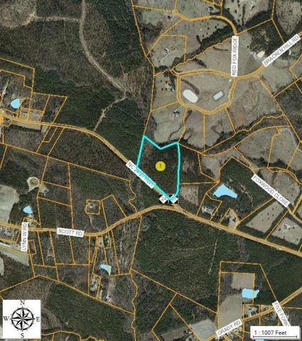 Lot 33 Hwy 24/27, Cameron, NC 28326 (MLS #173955) :: Pines Sotheby's International Realty