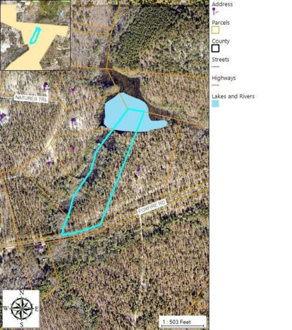 Tbd Foxfire Lot 7 Road, Aberdeen, NC 28315 (MLS #175637) :: Weichert, Realtors - Town & Country