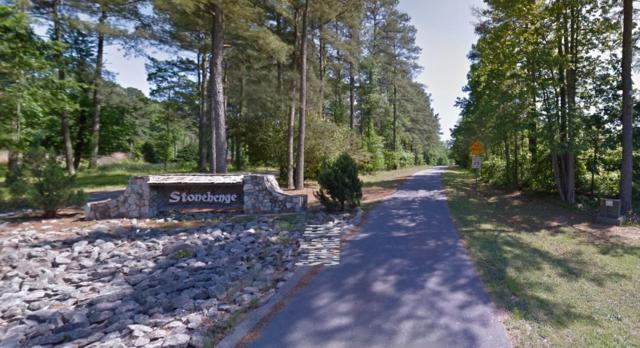 Tbd Trailcrest Drive, Rockingham, NC 28379 (MLS #181729) :: Weichert, Realtors - Town & Country