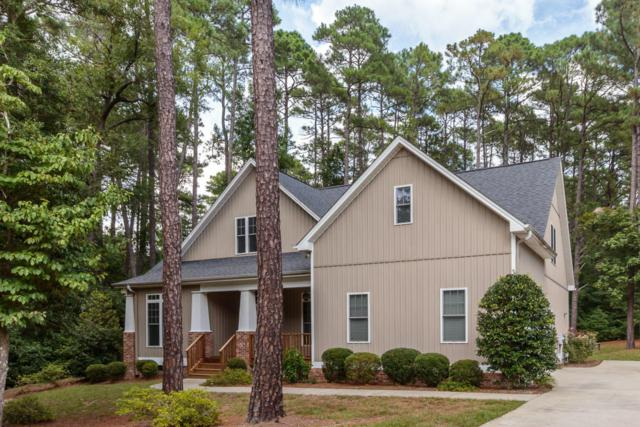 10 Goldenrod Drive, Whispering Pines, NC 28327 (MLS #182168) :: Weichert, Realtors - Town & Country