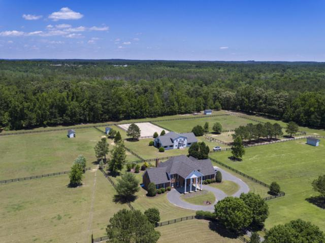 860 Lakebay Road, Vass, NC 28394 (MLS #182495) :: Pinnock Real Estate & Relocation Services, Inc.