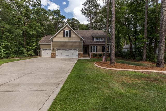 691 Riverbirch Drive, Vass, NC 28394 (MLS #182760) :: Pinnock Real Estate & Relocation Services, Inc.
