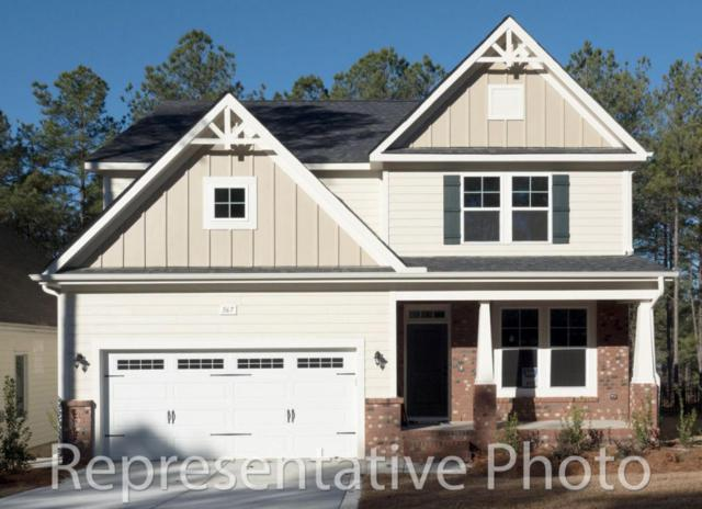 510 Avenue Of The Carolinas, Whispering Pines, NC 28327 (MLS #184920) :: Weichert, Realtors - Town & Country