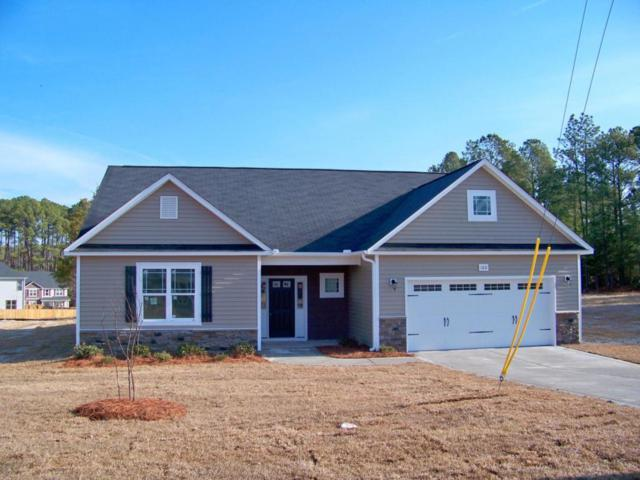 160 Union Church Road, Vass, NC 28394 (MLS #185057) :: Weichert, Realtors - Town & Country