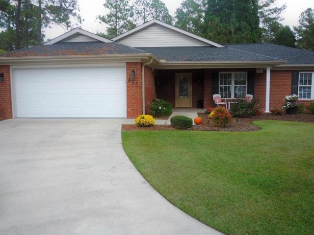 435 Pinehurst Trace Drive, Pinehurst, NC 28374 (MLS #185213) :: Weichert, Realtors - Town & Country
