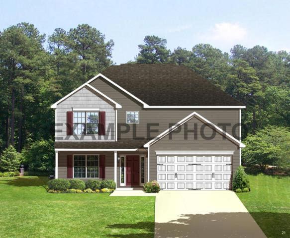 225 Timberwood Drive, Carthage, NC 28327 (MLS #185743) :: Weichert, Realtors - Town & Country