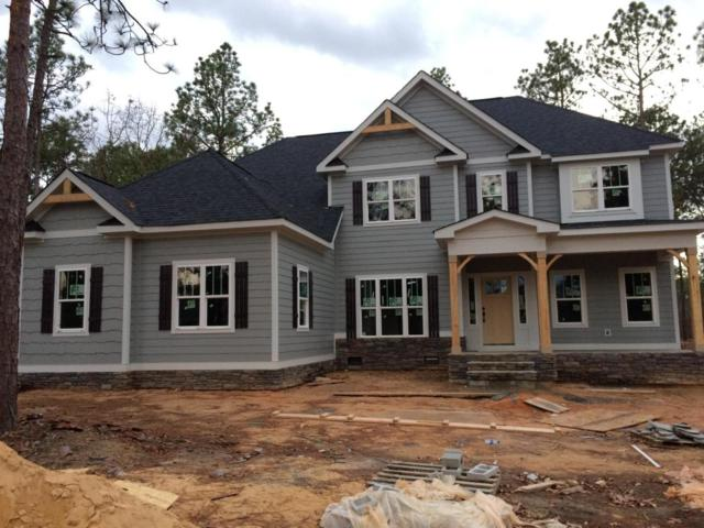 34 Cardinal Dr, Whispering Pines, NC 28327 (MLS #185884) :: Pinnock Real Estate & Relocation Services, Inc.