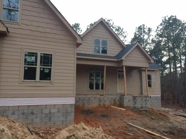32 Cardinal Dr, Whispering Pines, NC 28327 (MLS #185885) :: Pinnock Real Estate & Relocation Services, Inc.