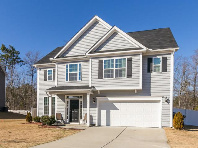 777 Century Drive, Cameron, NC 28326 (MLS #185906) :: Weichert, Realtors - Town & Country