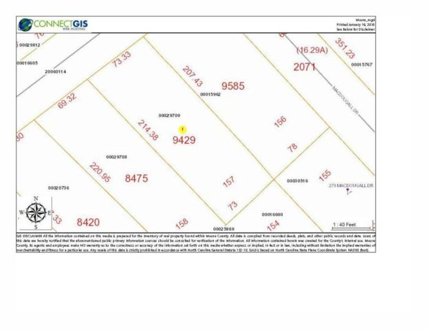 Address Not Published, West End, NC 27376 (MLS #186003) :: Weichert, Realtors - Town & Country