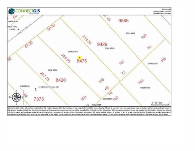158 Macdougall Drive, West End, NC 27376 (MLS #186005) :: Weichert, Realtors - Town & Country