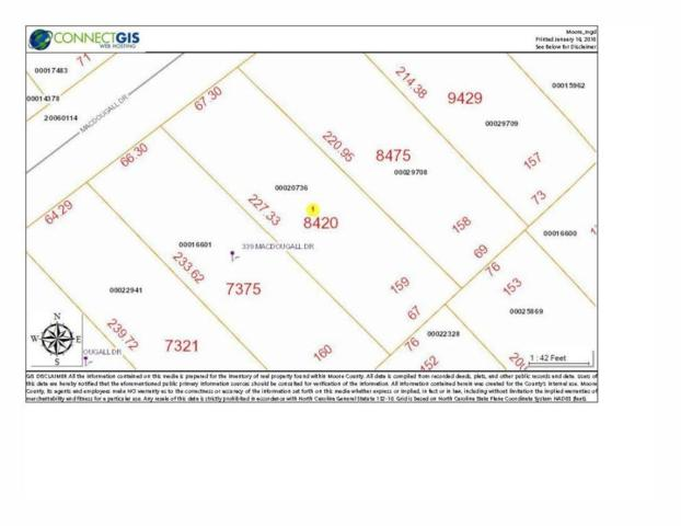 159 Macdougall Drive, West End, NC 27376 (MLS #186006) :: Weichert, Realtors - Town & Country