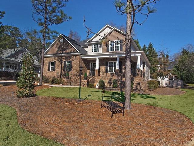 585 Burning Tree Road, Pinehurst, NC 28374 (MLS #186160) :: Weichert, Realtors - Town & Country