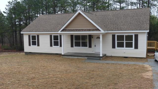 305 Pickett Circle, Vass, NC 28394 (MLS #186163) :: Weichert, Realtors - Town & Country