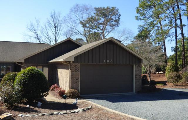 100 Safford Drive, Pinehurst, NC 28374 (MLS #186270) :: Weichert, Realtors - Town & Country