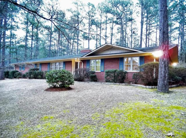 405 Hill Road, Southern Pines, NC 28387 (MLS #186582) :: Weichert, Realtors - Town & Country