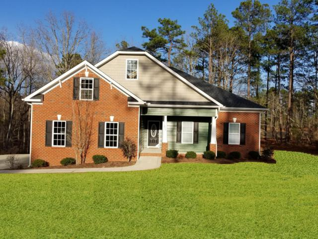 219 Ramble Ridge, Whispering Pines, NC 28327 (MLS #186649) :: Weichert, Realtors - Town & Country