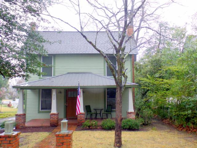 450 N Ashe Street, Southern Pines, NC 28387 (MLS #186978) :: Weichert, Realtors - Town & Country