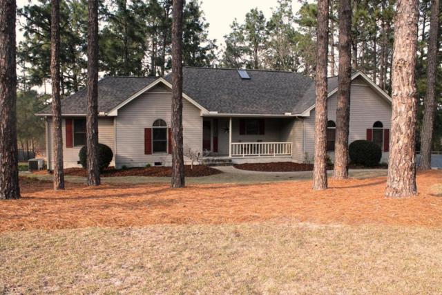 113 Rothbury Drive, Whispering Pines, NC 28327 (MLS #187097) :: Weichert, Realtors - Town & Country