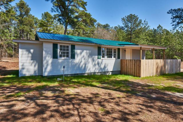 832 Mill Road, Jackson Springs, NC 27281 (MLS #187104) :: Weichert, Realtors - Town & Country