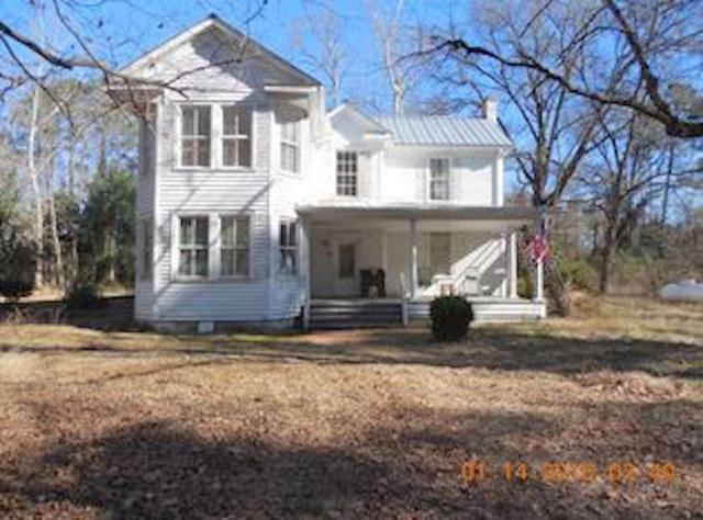 224 N King Street, Laurinburg, NC 28352 (MLS #187182) :: Weichert, Realtors - Town & Country