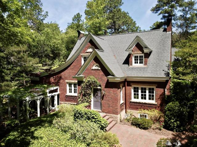 140 Pinegrove Road, Southern Pines, NC 28387 (MLS #188123) :: Weichert, Realtors - Town & Country