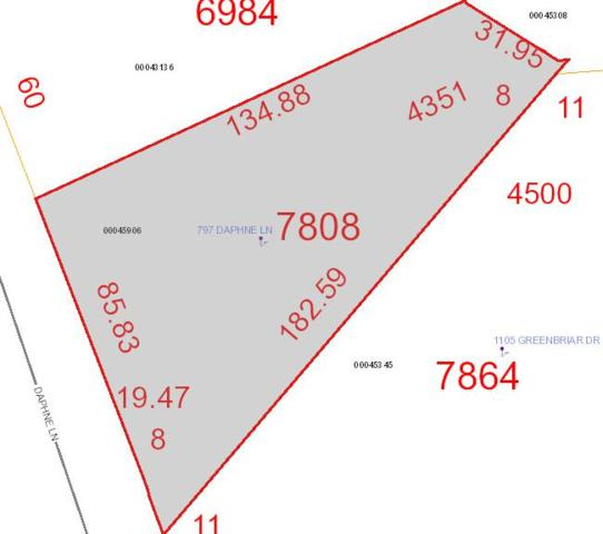 797 Daphne Lane, Vass, NC 28394 (MLS #188250) :: Weichert, Realtors - Town & Country