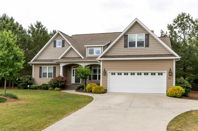 11 New Day Way, Whispering Pines, NC 28327 (MLS #188385) :: Weichert, Realtors - Town & Country