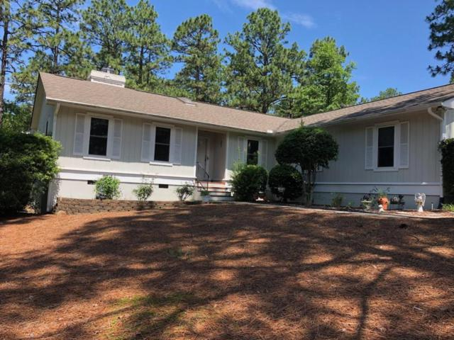 925 Monticello Drive, Pinehurst, NC 28374 (MLS #188546) :: Weichert, Realtors - Town & Country