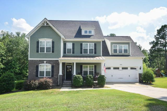 104 Valley Pines Circle Circle, Spring Lake, NC 28390 (MLS #188573) :: Weichert, Realtors - Town & Country