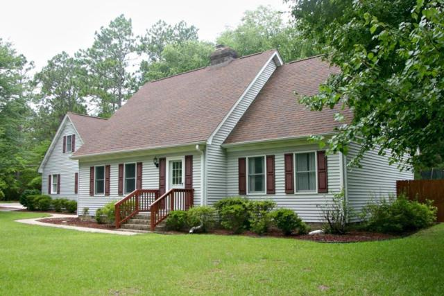 570 Fairway Drive, Southern Pines, NC 28387 (MLS #188710) :: Weichert, Realtors - Town & Country
