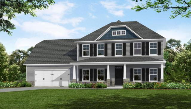 530 Goldenleaf Circle, Whispering Pines, NC 28327 (MLS #188883) :: Weichert, Realtors - Town & Country