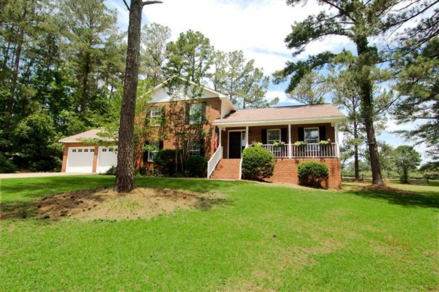 5618 Quail Ridge Drive, Sanford, NC 27332 (MLS #189042) :: Weichert, Realtors - Town & Country