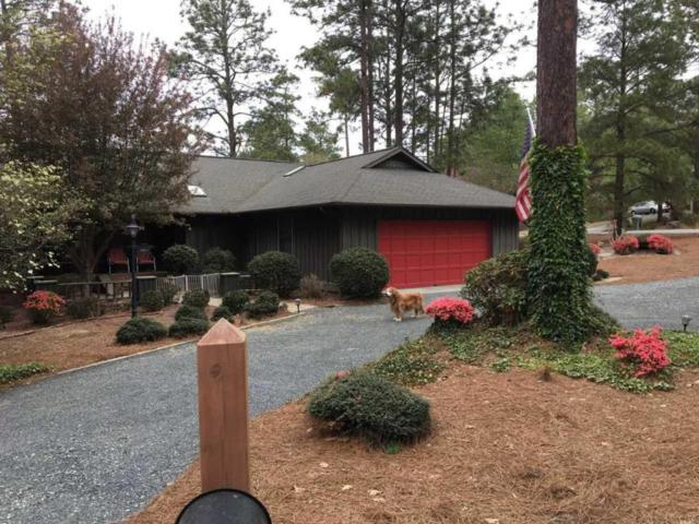 105 SW Lake Forest Drive, Pinehurst, NC 28374 (MLS #189316) :: Weichert, Realtors - Town & Country