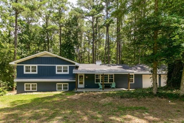 160 Lakeview Drive, Whispering Pines, NC 28327 (MLS #189342) :: Weichert, Realtors - Town & Country