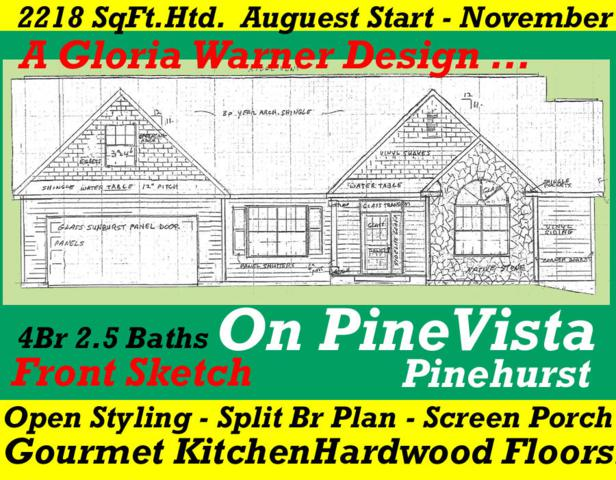 10 Pine Vista Drive, Pinehurst, NC 28374 (MLS #189541) :: Weichert, Realtors - Town & Country