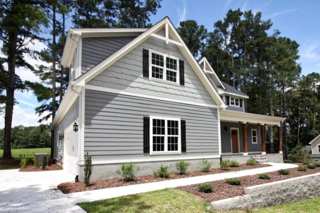 220 Lakeview Drive, Whispering Pines, NC 28327 (MLS #189713) :: Weichert, Realtors - Town & Country