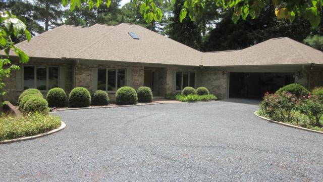 194 Pine Ridge Drive Drive, Whispering Pines, NC 28327 (MLS #189806) :: Weichert, Realtors - Town & Country