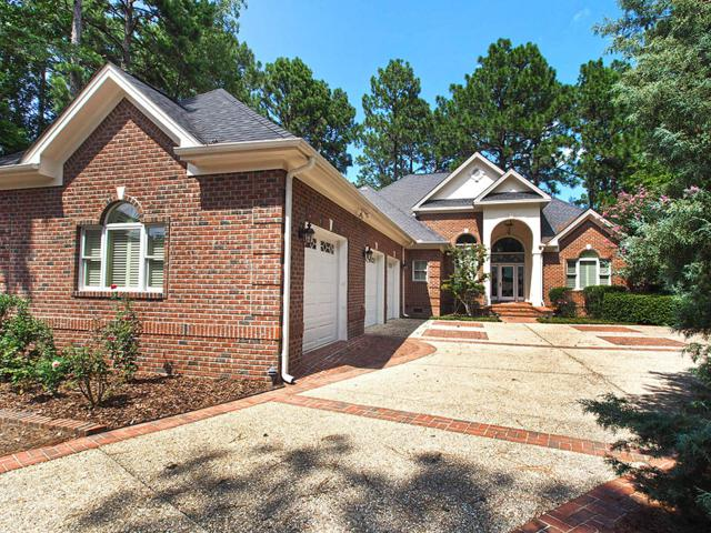 135 St. Mellions Drive, Pinehurst, NC 28374 (MLS #190015) :: Weichert, Realtors - Town & Country