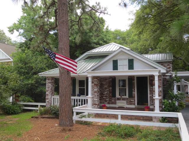 350 N Leak Street, Southern Pines, NC 28387 (MLS #190029) :: Pines Sotheby's International Realty