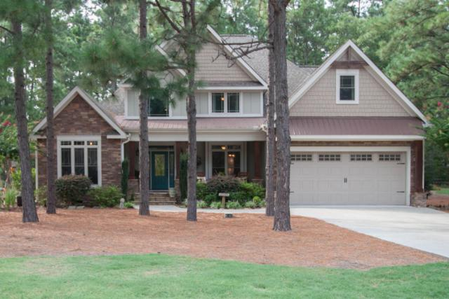 48 Spearhead Drive, Whispering Pines, NC 28327 (MLS #190054) :: Weichert, Realtors - Town & Country