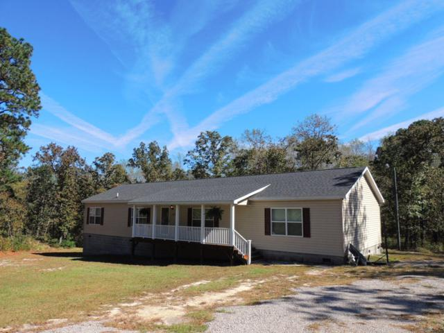 4325 Carthage Road, West End, NC 27376 (MLS #190895) :: Weichert, Realtors - Town & Country