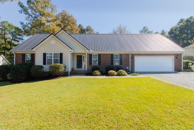50 Goldenrod Drive, Whispering Pines, NC 28327 (MLS #191216) :: Weichert, Realtors - Town & Country