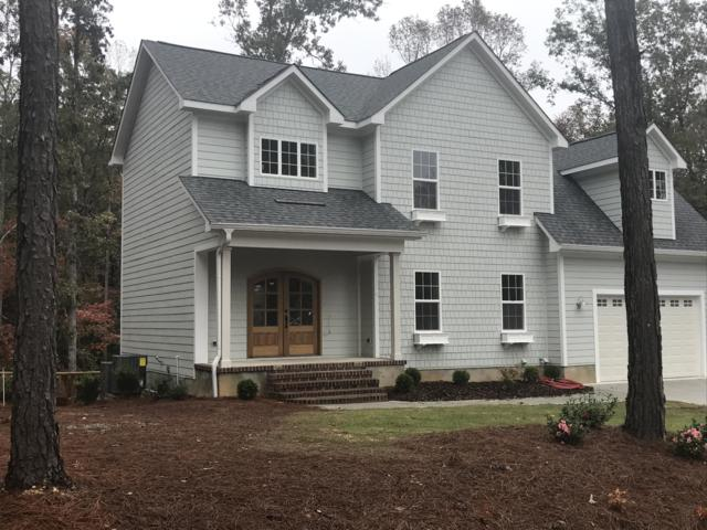 174 Lakeview Drive, Whispering Pines, NC 28327 (MLS #191234) :: Weichert, Realtors - Town & Country