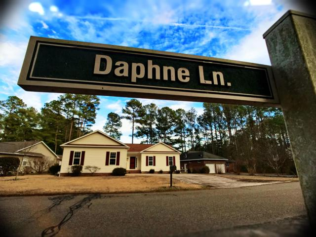 787 Daphne Lane Lane, Vass, NC 28394 (MLS #192576) :: Weichert, Realtors - Town & Country